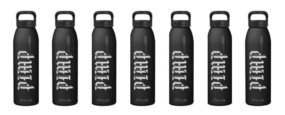Pimp BPA Free Water Bottles