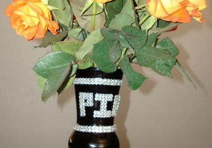 Pimp Cup Flower Vase